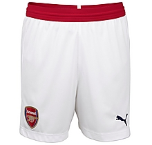 Arsenal Junior 18/19 Home Shorts