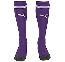 Arsenal Junior 18/19 Purple Goalkeeper Socks