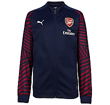 Arsenal Junior 18/19 Away Stadium Jacket