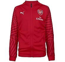 Arsenal Junior 18/19 Home Stadium Jacket