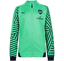 Arsenal Junior 18/19 Third Stadium Jacket