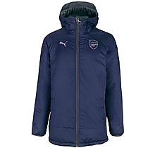 Arsenal Junior 18/19 Reversible Jacket