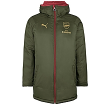 Arsenal Junior 18/19 Home Reversible Jacket