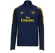 Arsenal Junior 19/20 1/4 Zip Training Sweatshirt