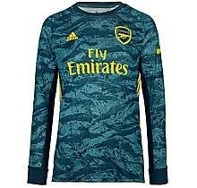 separation shoes c5638 f4f96 Arsenal 19/20 Goalkeeper Kit | Official Online Store