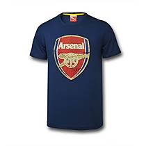 Arsenal Big Crest T-Shirt