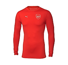Arsenal Base Layer Red Long Sleeve Shirt