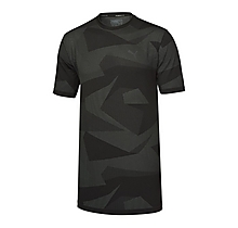 Puma 17/18 evoKNIT Camo Long T-Shirt