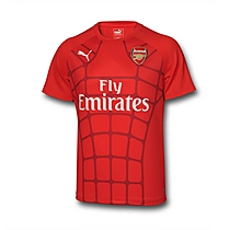 Arsenal Red Stadium Jersey