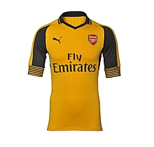 Arsenal Authentic 16/17 Away Shirt