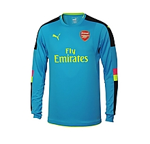 Arsenal Adult 16/17 Away Goalkeeper Shirt