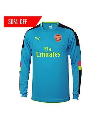 Arsenal Adult 16/17 Away Goalkeeper Shirt