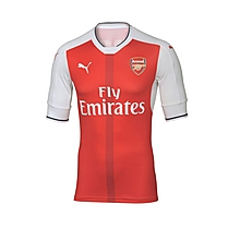 Arsenal Authentic 16/17 Home Shirt
