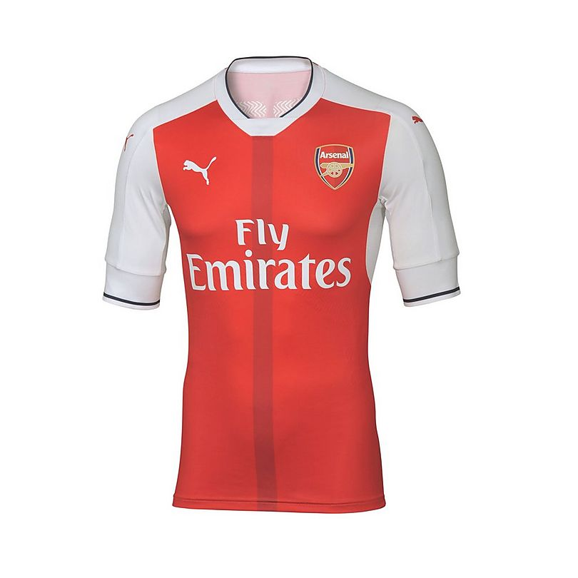 brand new c1d5a 4871c Arsenal Authentic 2016/17 Home Shirt