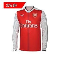Arsenal Adult 16/17 Long Sleeve Home Shirt