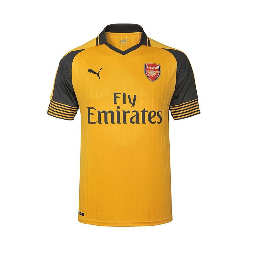 Arsenal adult 2016 17 replica away shirt for Arsenal maillot exterieur 2013