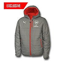 Arsenal 16/17 Reversible Jacket