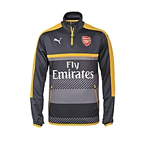 Arsenal 16/17 Away 1/4 Zip Training Top