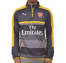 Arsenal 16/17 Away 1/4 Zip Training Top
