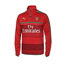 Arsenal 16/17 Home 1/4 Zip Training Top