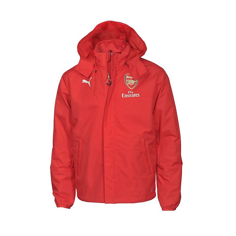 Arsenal 2016/17 Performance Rain Jacket