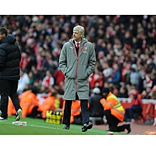 Arsenal 16/17 Long Bench Coat