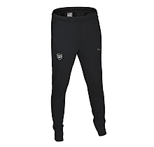 Arsenal 17/18 Casual Performance Black Sweat Pants