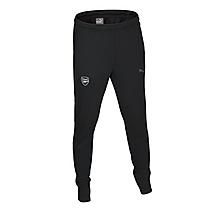 Arsenal 17/18 Casual Performance Black Sweat Pants