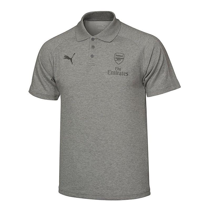Arsenal 17 18 Casual Performance Away Polo Shirt 2e4d8bc3b