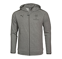 Arsenal Adult 17/18 Casual Performance Zip Hoody