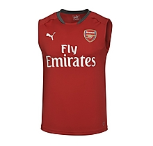 Arsenal 17/18 Sleeveless Home Training Shirt