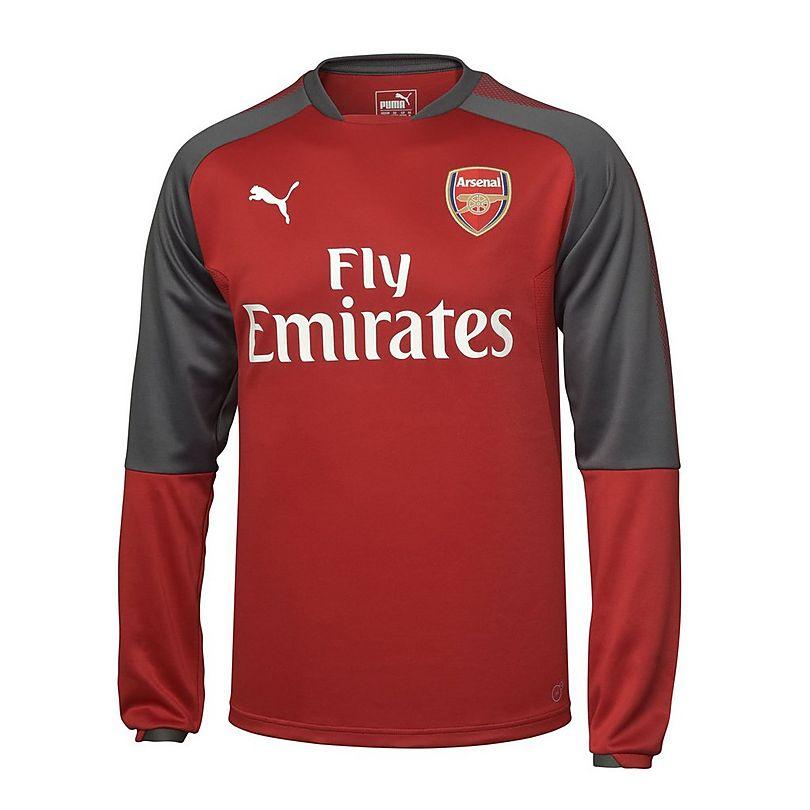 6ee1ccadd81 Arsenal 17 18 Adult Training Sweatshirt