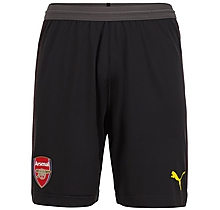 Arsenal evoKNIT Authentic 18/19 Black Goalkeeper Shorts