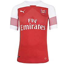5c5ba0a25 Arsenal evoKNIT Authentic 18 19 Home Shirt