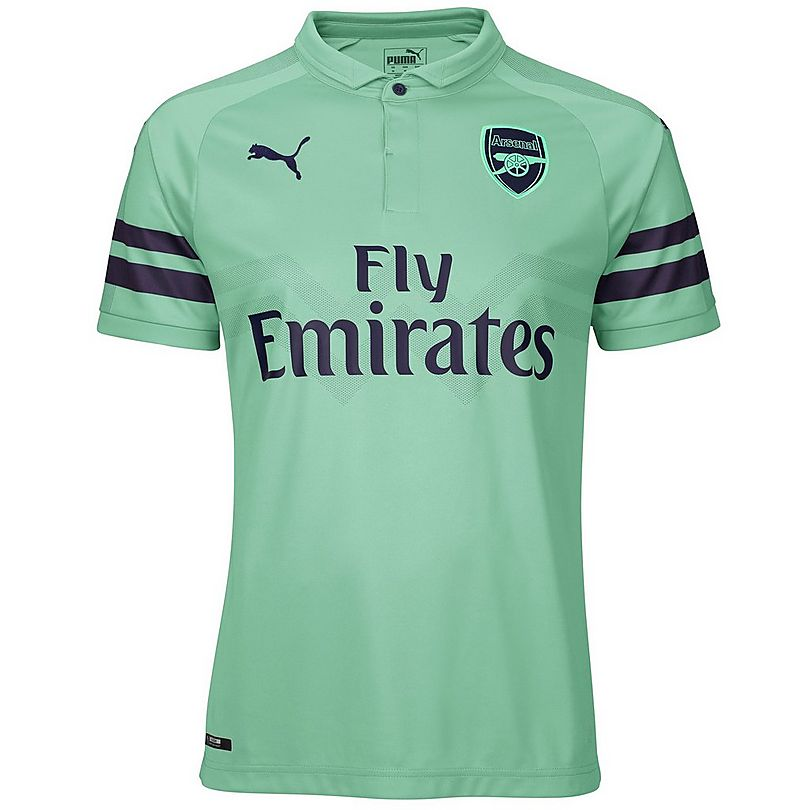 Arsenal Adult 18 19 Third Shirt  4045a4110