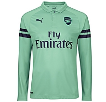 Arsenal Adult 18/19 Long Sleeved Third Shirt
