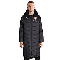 Arsenal 18/19 Long Bench Jacket