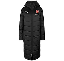 Arsenal 18/19 Long Bench Jacket