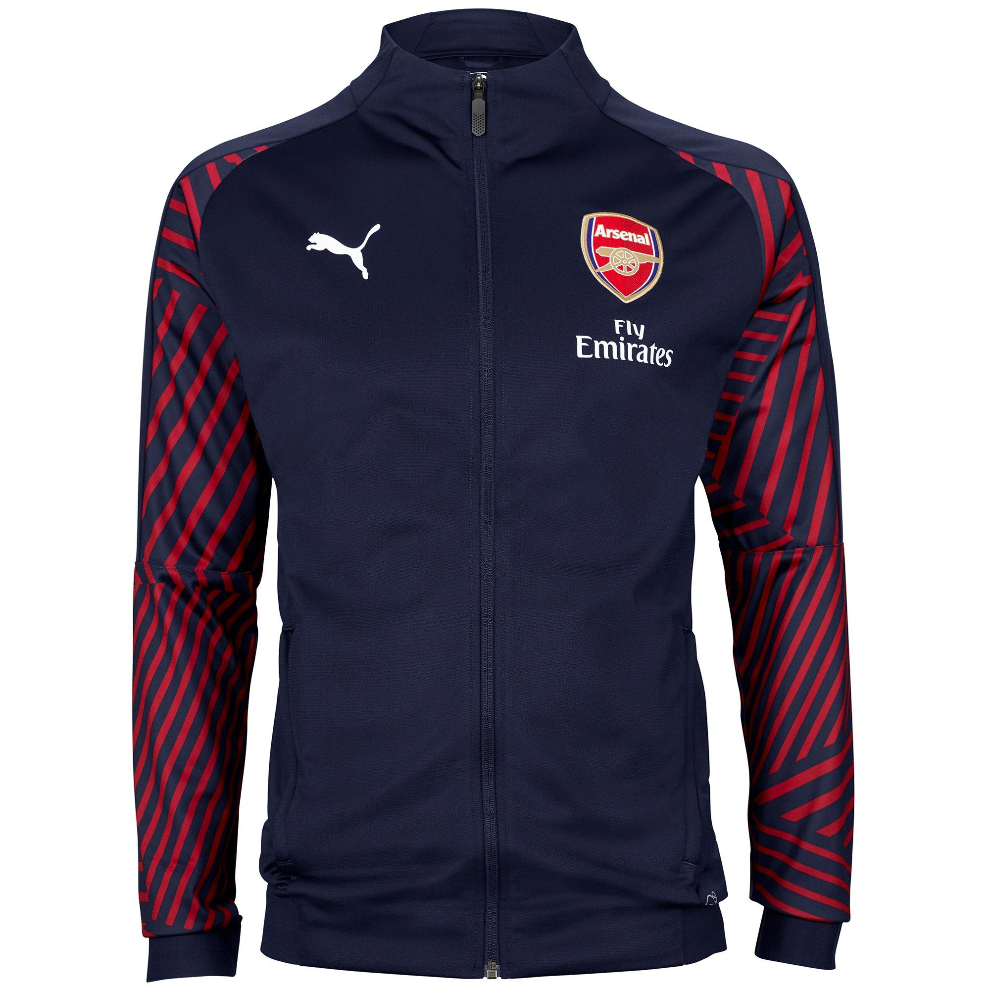 44ff760d321 arsenal jacket Sale