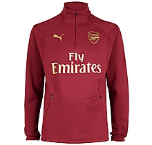Arsenal 18/19 Red Training Fleece
