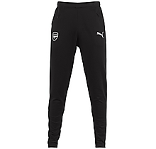 Arsenal 18/19 Casual Performance Black Sweat Pants