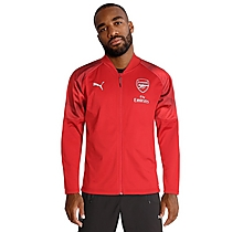 Arsenal New Stadium Jacket Red