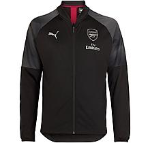 Arsenal New Stadium Jacket Black