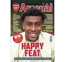 Arsenal Magazine December 2017