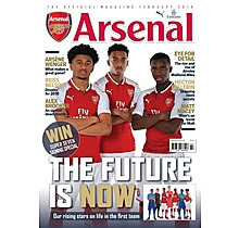 Arsenal Magazine February 2018