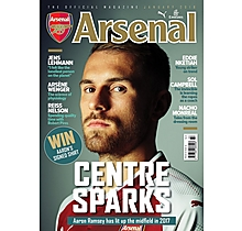 Arsenal Magazine January 2018