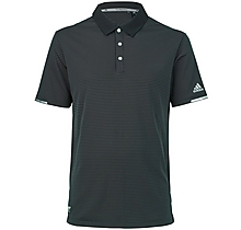 Arsenal adidas Golf Climachill Tonal Stripe Polo
