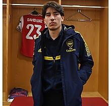 Arsenal Adult 19/20 Parka