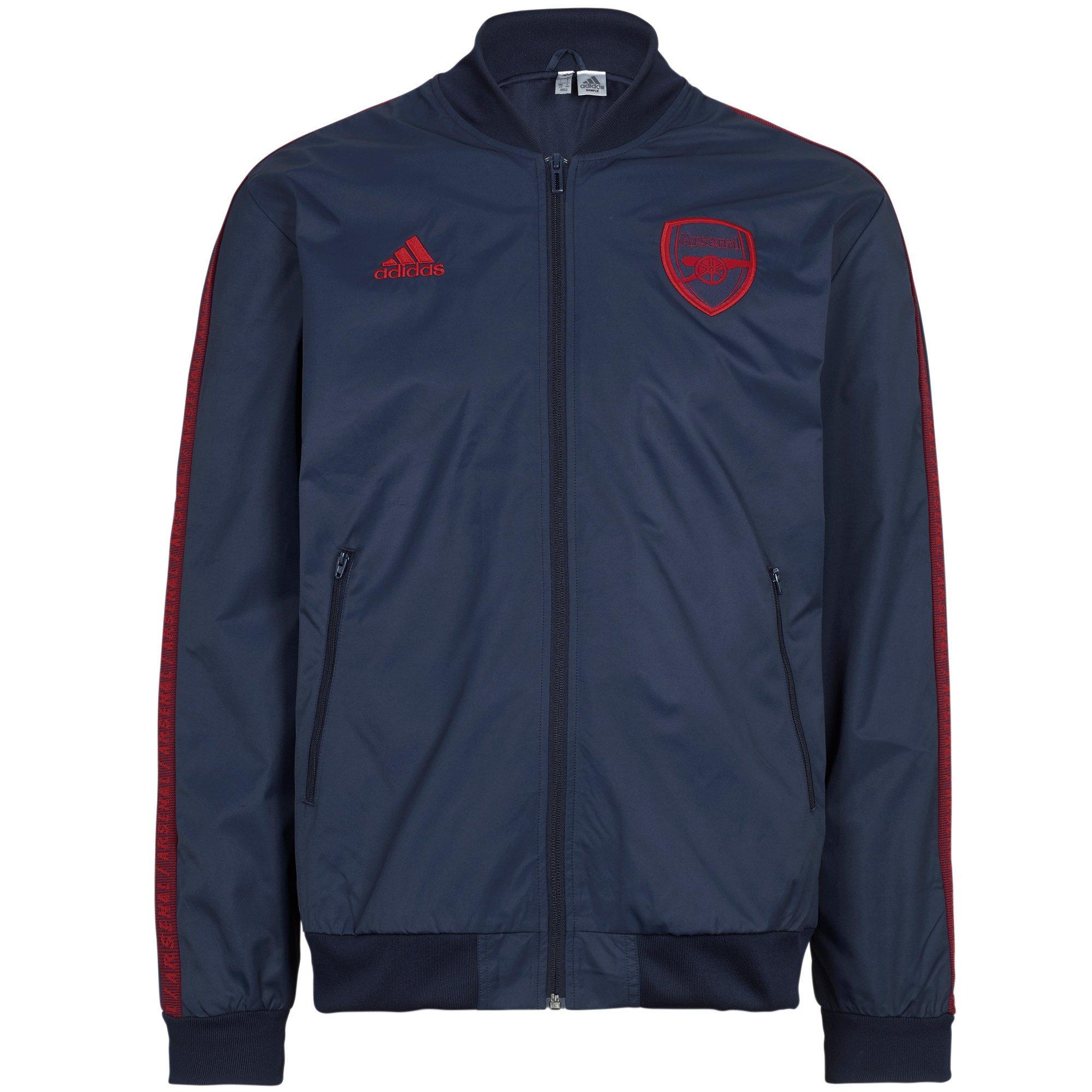 Arsenal Adult 1920 Anthem Jacket | Official Online Store