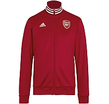 Arsenal Adult 19/20 3 Stripe Track Jacket